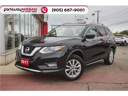 2017 Nissan Rogue  (Stk: N1696) in Hamilton - Image 1 of 27