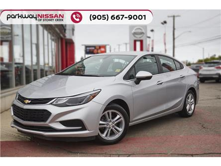 2016 Chevrolet Cruze LT Auto (Stk: N1697) in Hamilton - Image 1 of 19