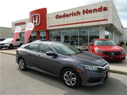 2017 Honda Civic LX (Stk: U11220) in Goderich - Image 1 of 9