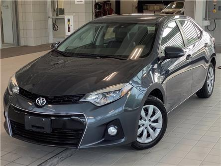2016 Toyota Corolla S (Stk: 22408A) in Kingston - Image 1 of 11