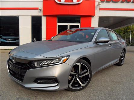 2020 Honda Accord Sport 1.5T (Stk: 11044) in Brockville - Image 1 of 22