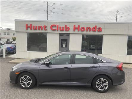 2018 Honda Civic LX (Stk: 7662A) in Gloucester - Image 1 of 16