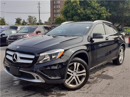 2015 Mercedes-Benz GLA-Class Base (Stk: 20-0527A) in Ottawa - Image 1 of 11