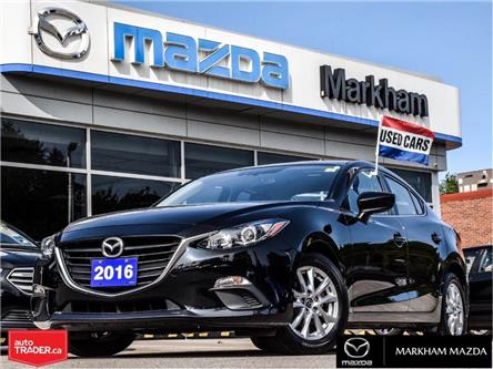 2016 Mazda Mazda3 GS (Stk: D200372A) in Markham - Image 1 of 28