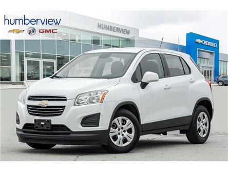2016 Chevrolet Trax LS (Stk: B0E020A) in Toronto - Image 1 of 18