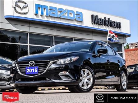 2016 Mazda Mazda3  (Stk: P2010) in Markham - Image 1 of 25