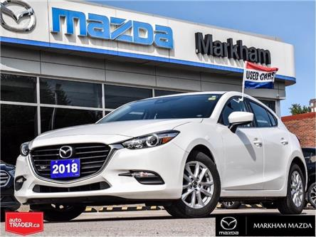 2018 Mazda Mazda3 Sport  (Stk: N200412A) in Markham - Image 1 of 28