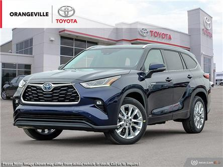2020 Toyota Highlander Hybrid Limited (Stk: H20674) in Orangeville - Image 1 of 23