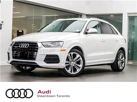 2017 Audi Q3 2.0T Progressiv (Stk: P3908) in Toronto - Image 1 of 30