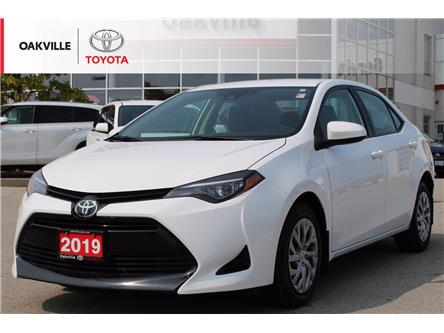 2019 Toyota Corolla LE (Stk: P7413) in Oakville - Image 1 of 17