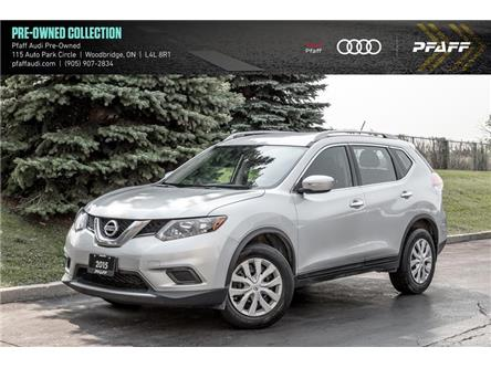 2015 Nissan Rogue S (Stk: T18671A) in Woodbridge - Image 1 of 19
