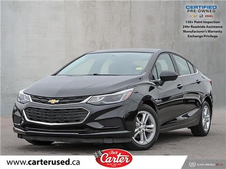 2016 Chevrolet Cruze LT Manual (Stk: 72280L) in Calgary - Image 1 of 27
