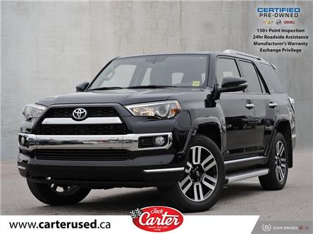 2017 Toyota 4Runner SR5 (Stk: 53690L) in Calgary - Image 1 of 26