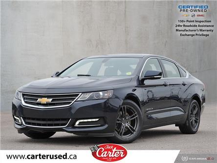 2018 Chevrolet Impala 1LT (Stk: 105495L) in Calgary - Image 1 of 27