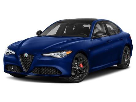 2020 Alfa Romeo Giulia ti (Stk: 117AR) in Toronto - Image 1 of 9