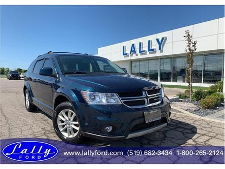 2013 Dodge Journey SXT/Crew (Stk: 26901A) in Tilbury - Image 1 of 17