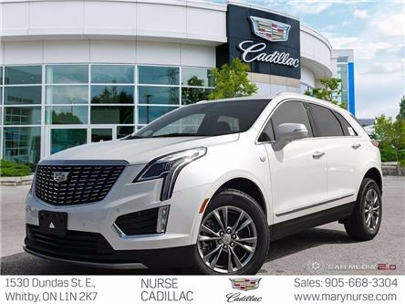 2021 Cadillac XT5 Premium Luxury (Stk: 21K003) in Whitby - Image 1 of 26