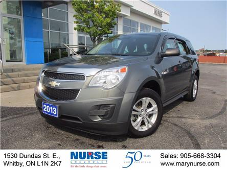 2013 Chevrolet Equinox LS (Stk: 10X399) in Whitby - Image 1 of 20
