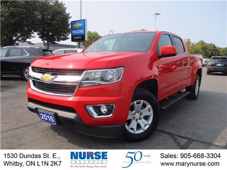 2016 Chevrolet Colorado LT (Stk: 20T142A) in Whitby - Image 1 of 26