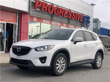 2013 Mazda CX-5 GS (Stk: D0104598T) in Sarnia - Image 1 of 10