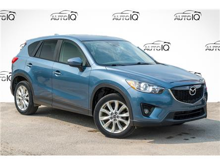 2015 Mazda CX-5 GT (Stk: 27697UX) in Barrie - Image 1 of 9