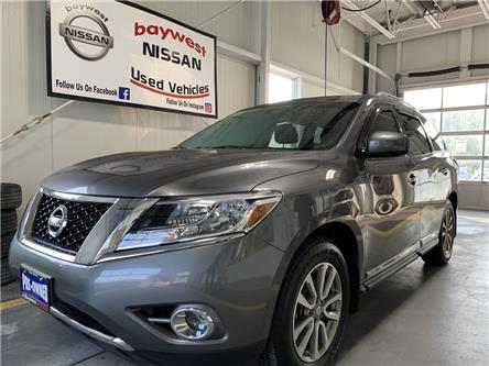 2016 Nissan Pathfinder SL (Stk: ) in Owen Sound - Image 1 of 14