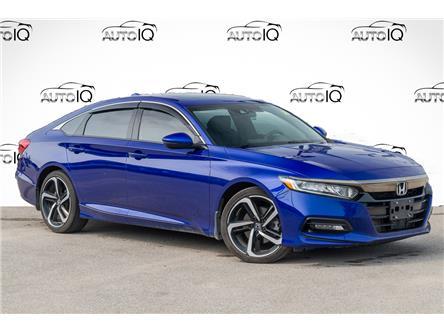 2019 Honda Accord Sport 2.0T (Stk: 27700U) in Barrie - Image 1 of 26