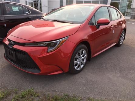 2021 Toyota Corolla LE (Stk: CX011) in Cobourg - Image 1 of 8