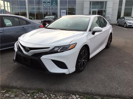 2020 Toyota Camry SE (Stk: CW120) in Cobourg - Image 1 of 10