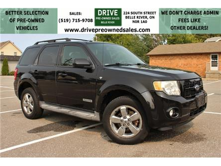 2008 Ford Escape Limited (Stk: B0019A) in Belle River - Image 1 of 22