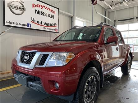 2019 Nissan Frontier PRO-4X (Stk: P0817) in Owen Sound - Image 1 of 12
