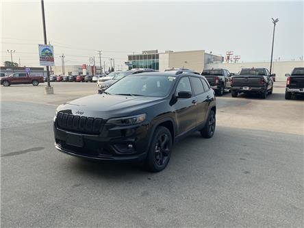 2021 Jeep Cherokee Altitude (Stk: N04757) in Chatham - Image 1 of 16
