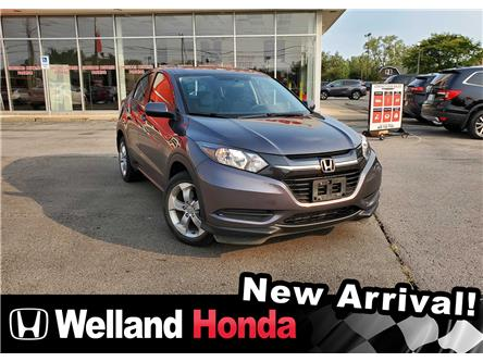 2016 Honda HR-V LX (Stk: U20287) in Welland - Image 1 of 10