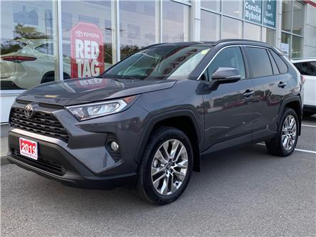 2019 Toyota RAV4 XLE (Stk: W5138A) in Cobourg - Image 1 of 28