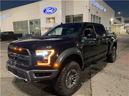 2020 Ford F-150 Raptor (Stk: OP20338) in Vancouver - Image 1 of 19