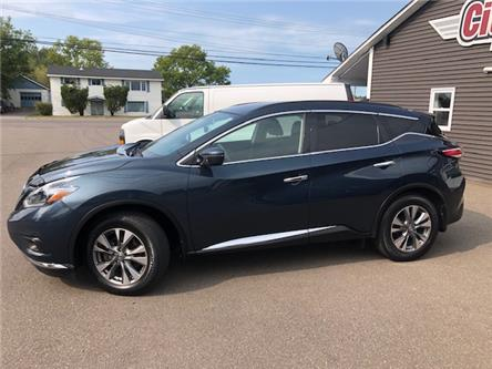 2018 Nissan Murano SV (Stk: ) in Sussex - Image 1 of 27