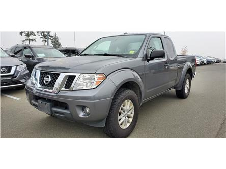 2016 Nissan Frontier SV (Stk: U0082) in Courtenay - Image 1 of 2