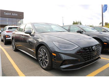 2021 Hyundai Sonata ULTIMATE (Stk: 13972) in Saint John - Image 1 of 3