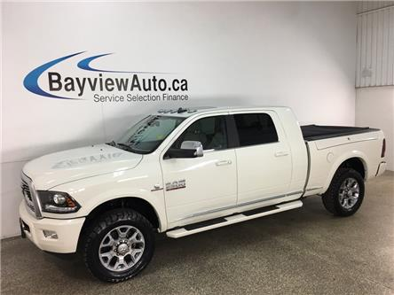 2018 RAM 2500 LIMITED (Stk: 37064R) in Belleville - Image 1 of 30