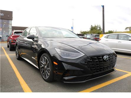 2021 Hyundai Sonata ULTIMATE (Stk: 13971) in Saint John - Image 1 of 3