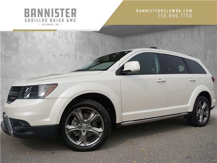 2017 Dodge Journey Crossroad (Stk: 20-224B) in Kelowna - Image 1 of 23