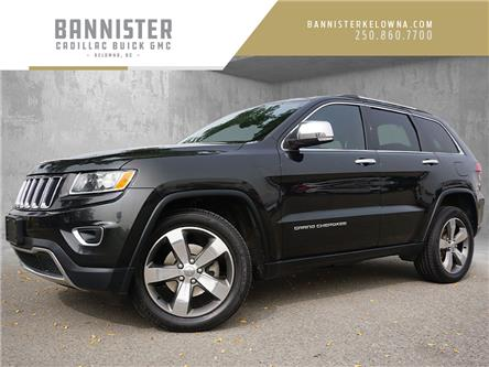 2015 Jeep Grand Cherokee Limited (Stk: P19-1116A) in Kelowna - Image 1 of 23