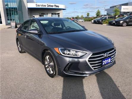 2018 Hyundai Elantra GL SE (Stk: 2825A) in Ottawa - Image 1 of 18