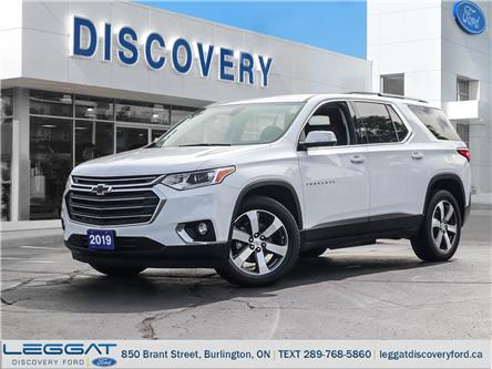 2019 Chevrolet Traverse 3LT (Stk: 19-23669-T) in Burlington - Image 1 of 27