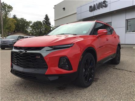 2020 Chevrolet Blazer RS (Stk: 219685) in Brooks - Image 1 of 22