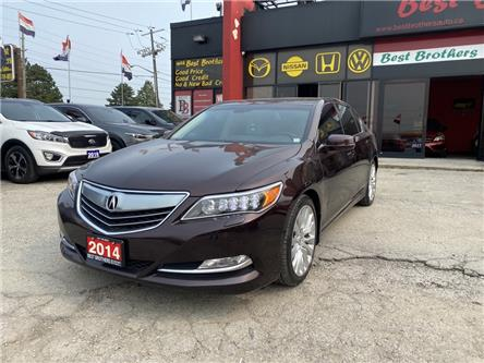 2014 Acura RLX Base (Stk: 800379) in Toronto - Image 1 of 19