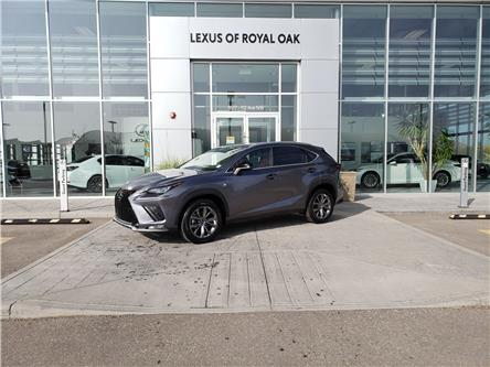 2021 Lexus NX 300 Base (Stk: L21002) in Calgary - Image 1 of 14