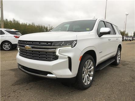 2021 Chevrolet Tahoe Premier (Stk: T0182) in Athabasca - Image 1 of 28