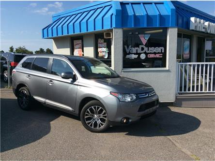 2014 Mitsubishi Outlander GT (Stk: 194631A) in Ajax - Image 1 of 24