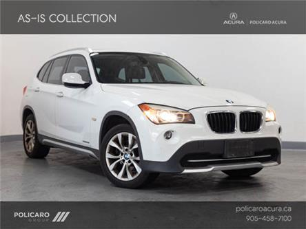 2012 BMW X1 xDrive28i (Stk: R75468T) in Brampton - Image 1 of 16